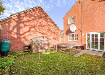 Thumbnail 4 bedroom detached house for sale in Jubilee Close, Thetford