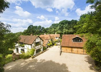 Thumbnail 6 bed detached house for sale in Kiln Lane, Farley Hill, Reading