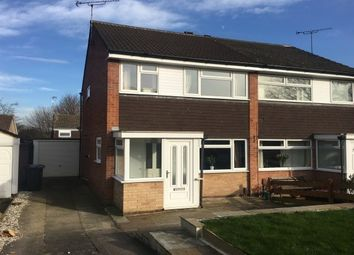 Thumbnail 3 bed semi-detached house to rent in Barbondale Grove, Knaresborough