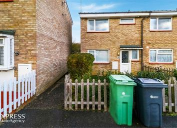 Thumbnail 3 bed end terrace house for sale in Cornel Close, Witham, Essex