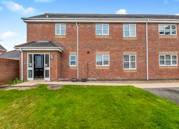 Thumbnail 2 bed flat for sale in Old Bailey Road, Hampton Vale, Peterborough