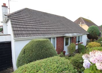 Thumbnail 2 bed detached bungalow for sale in Cecilia Road, Paignton