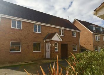 Thumbnail 1 bed flat for sale in Brickfield Close, Newport