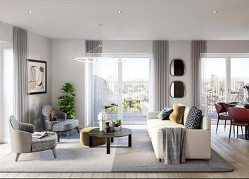 Thumbnail 2 bed flat for sale in Keybridge Capital, 4 80 South Lambeth Road