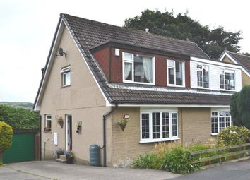 Thumbnail 3 bedroom semi-detached house for sale in Alpine Rise, Bradford