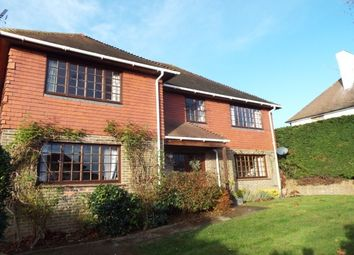 Thumbnail 4 bed detached house to rent in Broad Oak, Brenchley, Tonbridge