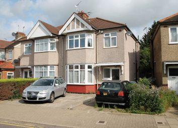 Thumbnail 3 bed semi-detached house to rent in Cumberland Road, North Harrow, Harrow