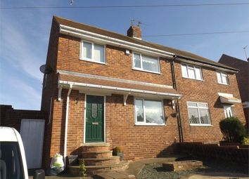 Thumbnail 3 bed semi-detached house for sale in Ravensworth, Sunderland, Tyne And Wear