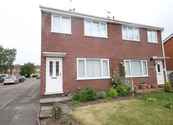 Thumbnail 3 bed semi-detached house to rent in Kingsnorth Close, Newark, Nottinghamshire.