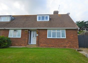 Thumbnail 2 bed semi-detached bungalow for sale in Collinswood Drive, St Leonards-On-Sea