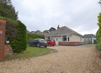 Thumbnail 2 bed detached bungalow for sale in Ringwood Road, Parkstone, Poole
