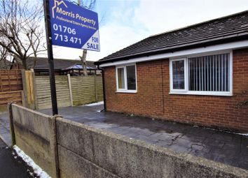 Thumbnail 2 bed semi-detached bungalow for sale in Drake Road, Littleborough