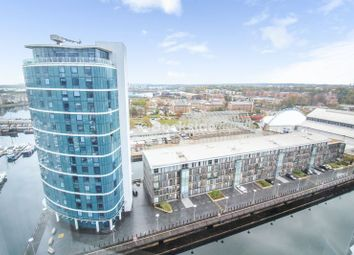 Thumbnail 2 bed flat to rent in The Quays, Dock Head Road, Chatham