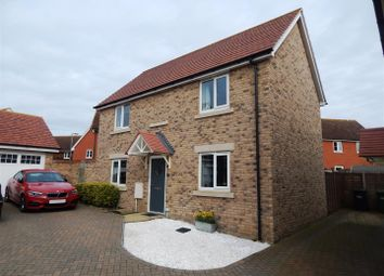 Thumbnail 3 bed detached house for sale in Bawlins, St. Neots