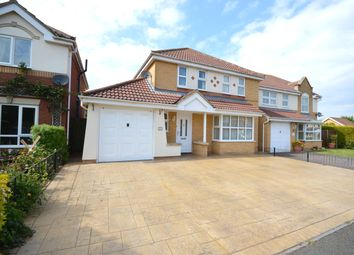 Thumbnail 4 bed detached house for sale in Brownings Road, Cannington, Bridgwater