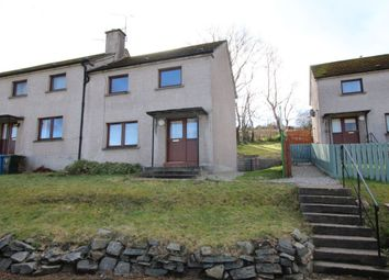 Thumbnail 2 bedroom semi-detached house to rent in Macrae Crescent, Dingwall