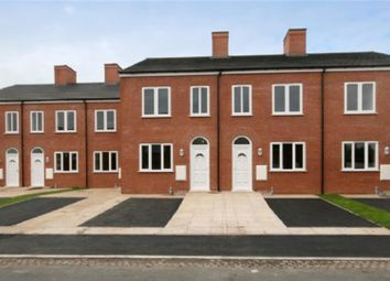 Thumbnail 3 bed mews house to rent in John Street, Winsford