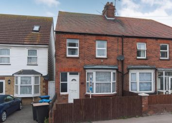 Thumbnail 3 bedroom semi-detached house for sale in Clifton Gardens, Margate