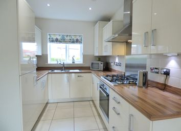 Thumbnail 4 bed detached house for sale in Hawthorn Close, Barleythorpe, Oakham