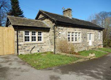 Thumbnail 2 bed detached bungalow to rent in Thorpe Lane, Almondbury, Huddersfield