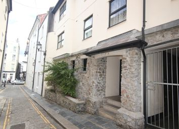Thumbnail 1 bed flat to rent in Stokes Lane, The Barbican, Plymouth