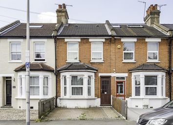 Thumbnail 3 bedroom terraced house for sale in Walpole Road, London
