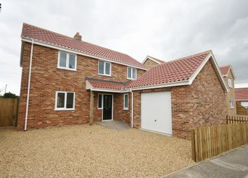 Thumbnail 4 bed property for sale in Kenan Drive, Attleborough