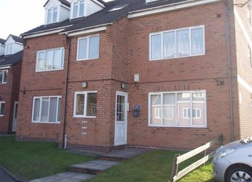 Thumbnail 1 bed flat to rent in Rossendale Road, Earl Shilton, Leicester