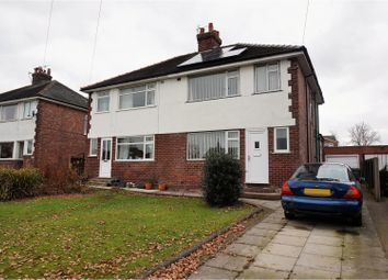 Thumbnail 3 bed semi-detached house for sale in London Road, Warrington