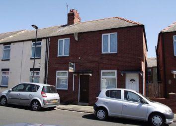 Thumbnail 2 bed flat for sale in John Street, Wallsend