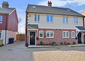 Thumbnail 3 bed semi-detached house for sale in Third Avenue, Havant, Hampshire