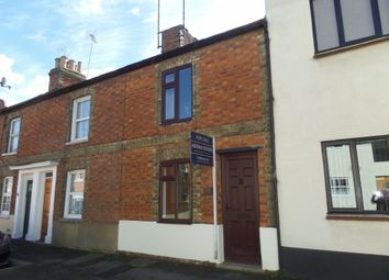 2 bed terraced house for sale in Silver Street, Newport Pagnell, Buckinghamshire MK16