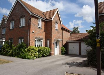 Thumbnail 5 bed detached house for sale in Lilleshall Avenue, Monkston, Milton Keynes, Buckinghamshire