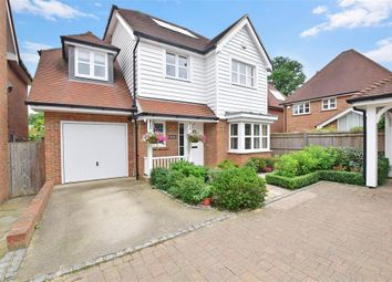 Thumbnail 4 bed detached house for sale in Millfield Close, East Grinstead, West Sussex