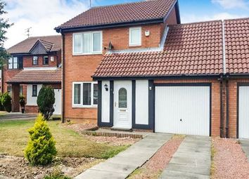 Thumbnail 3 bed flat for sale in Silverdale Road, Cramlington