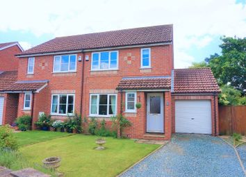 Thumbnail 3 bed semi-detached house for sale in Kings Lea, Selby
