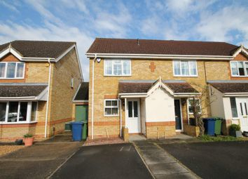 Thumbnail 2 bed end terrace house to rent in Lucerne Close, Cherry Hinton