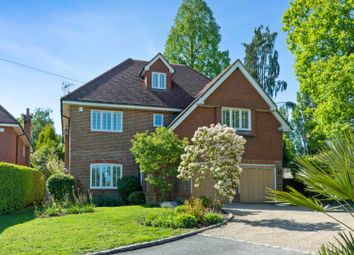 Thumbnail 6 bed detached house for sale in Leatherhead Road, Oxshott, Leatherhead