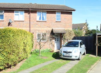 Thumbnail 3 bed semi-detached house for sale in Nappin Close, Aylesbury