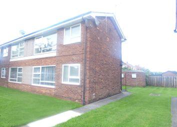 Thumbnail 1 bedroom flat for sale in Glendale Avenue, Choppington