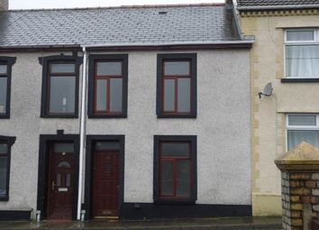 Thumbnail 3 bed terraced house to rent in Garden Street, Ebbw Vale