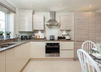 "Thumbnail 3 bed semi-detached house for sale in ""Allington"" at Sandoe Way, Pinhoe, Exeter"