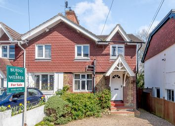 Thumbnail 2 bed end terrace house for sale in Gothic Place, Marshall Road, Godalming