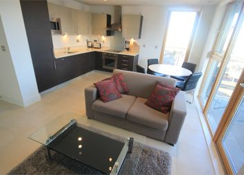 Thumbnail 1 bedroom flat to rent in Streamlight Tower, 9 Province Square, London