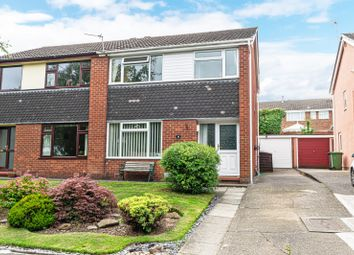 Thumbnail 3 bed semi-detached house for sale in Silverdale Close, Frodsham