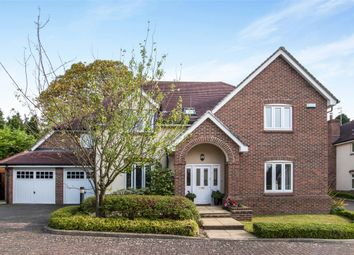 Thumbnail 5 bedroom detached house for sale in Hillthorpe Close, Purley, Surrey