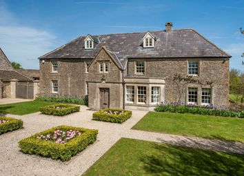 Thumbnail 7 bed detached house for sale in Little Ashley, Bradford-On-Avon