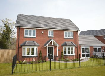 Thumbnail 4 bed property for sale in The Walnut, Oaklands Park, Shawbury, Shropshire.