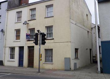 Thumbnail 2 bed end terrace house for sale in Spilman Street, Carmarthen
