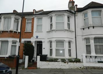 Thumbnail 3 bed terraced house to rent in Addsicombe Court Road, Croydon